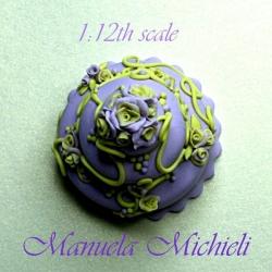 Purple Rose top detail - April 2011