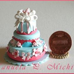 'Allegra' cake - October 2011