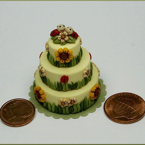 Thun-like Wedding Cake - June 2013