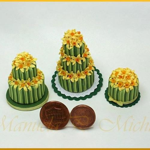 Narcisi Cake - April 2014