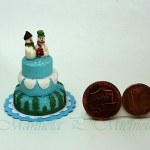 Mini Wedding Cakes 2015