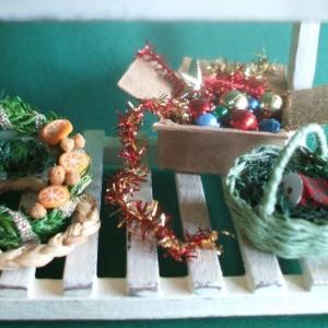 Dettaglio - Tavolo natalizio di Manuela P. Michieli - 2008