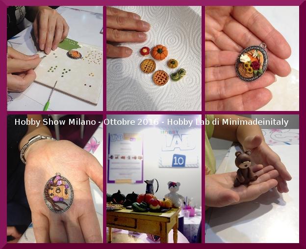 I corsi a Hobby Show Milano