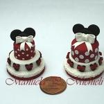 Mini Wedding Cakes 2012